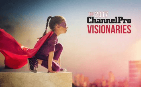Channel Visionary by ChannelPro Magazine