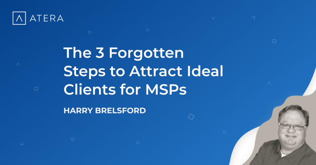 Work Less, Earn More? This could be your MSP, within 30 days