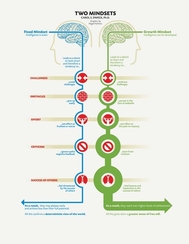 Embracing a Growth Mindset