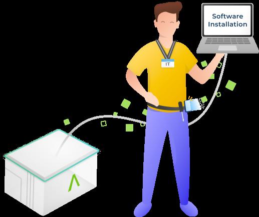 Software Installation image
