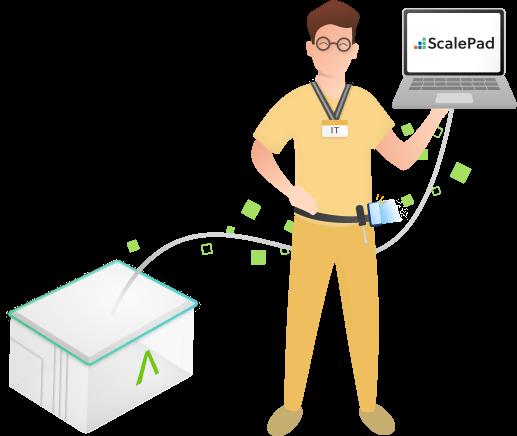 Scalepad image