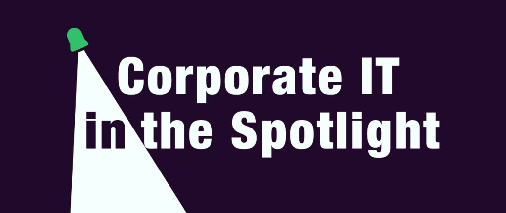 Corporate IT in the Spotlight #1: Dynamic Bradview Roofing