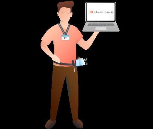Atera's Office 365 Calendar Integration